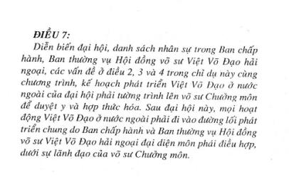 Hồi ký của cố võ sư Chưởng môn Lê Sáng (P10)