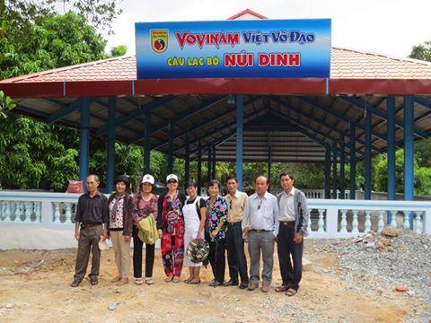 CLB Vovinam-Việt Võ Đạo Núi Dinh