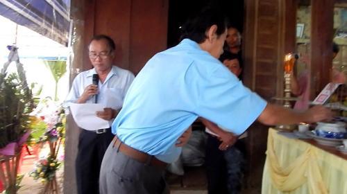 VS Phạm Công Đệ, dẫn chương trình